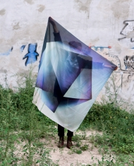 Crystal – Cotton Scarf Full
